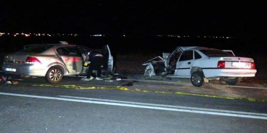 Nevşehir'de feci kaza; 3 ölü 2 yaralı