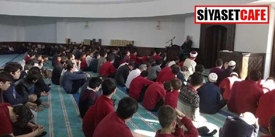 Okullara Cuma namazı ayarı