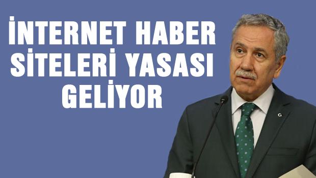 İnternet Haber Siteleri yasası geliyor
