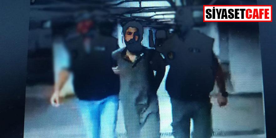 IŞİD'ın celladı İzmir'de yakalandı