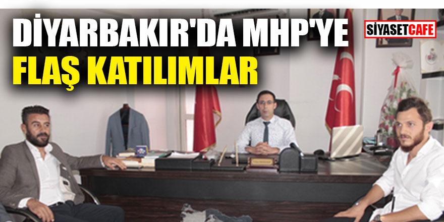 Diyarbakır'da MHP'ye flaş katılımlar