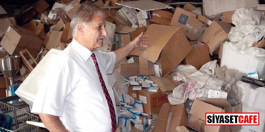 KKTC'de ilaç skandalı: Tam 200 milyonluk çöp
