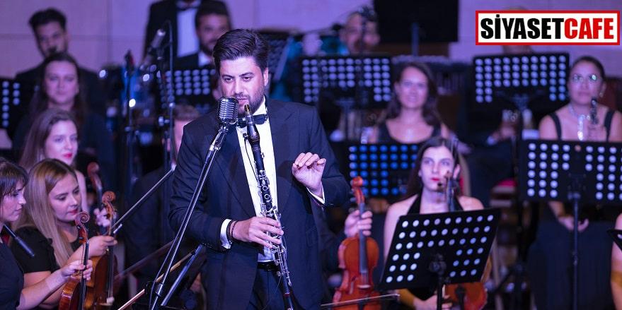 Serkan Çağrı'dan muhteşem konser