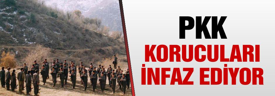 PKK'nın infaz listesi!