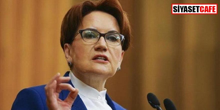 Akşener'den istifa açıklaması: Canım yanar
