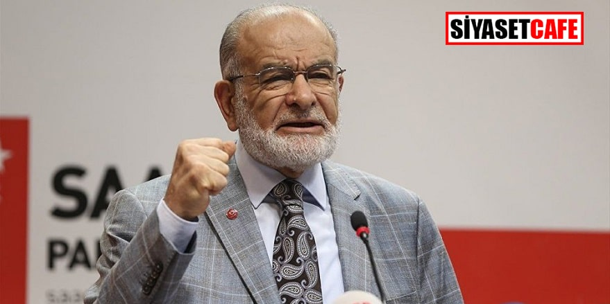 Karamollaoğlu'na Sivas'ta büyük şok: Konuşturmadılar!
