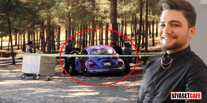 Gelin arabası yaptırdığı aracının altında ölü bulundu!