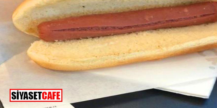 İstanbul Havalimanı'ndaki sosisli sandviçin fiyatı dudak uçuklattı!