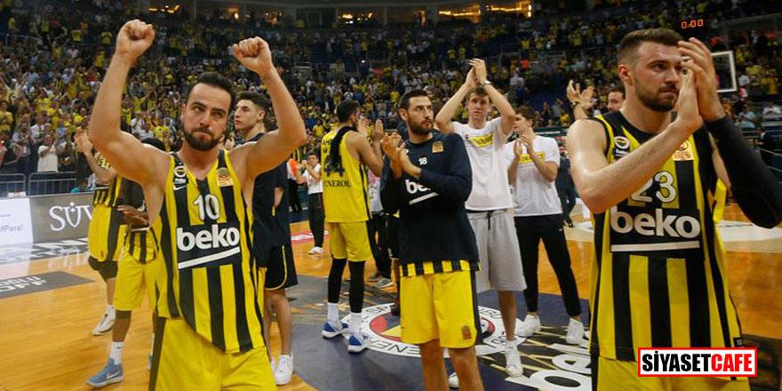 Fenerbahçe Beko'ya şok ceza!