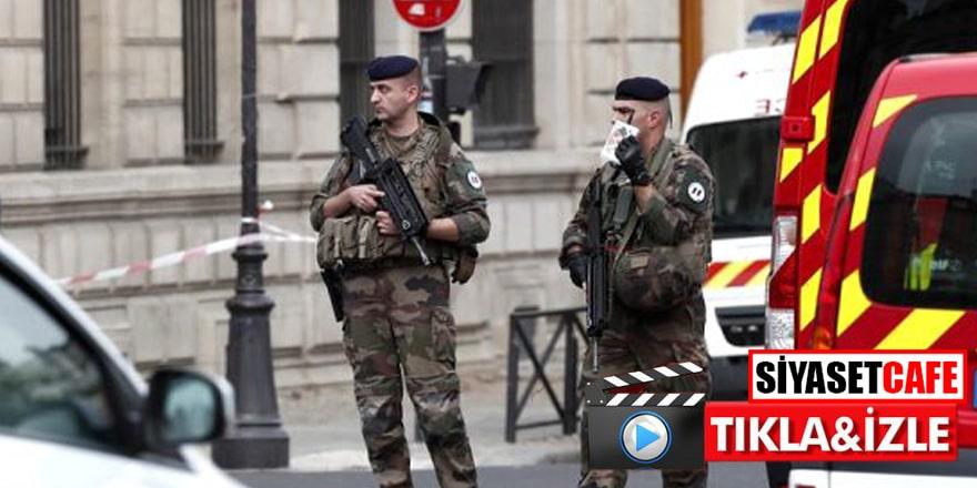 Emniyet Müdürlüğü'nde bıçaklı saldırı! 1 polis, 4 polisi öldürdü