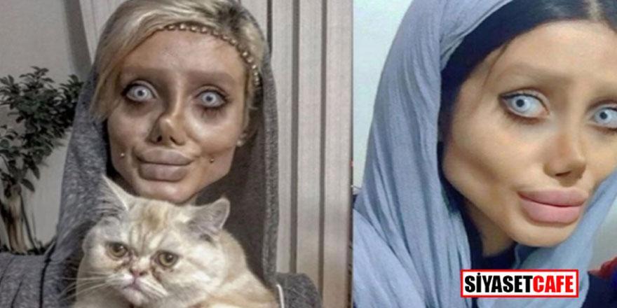 İran'ın Angelina Jolie'si tutuklandı!