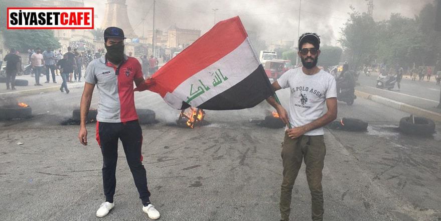 Irak kan gölüne döndü: Yüzlerce ölü var!
