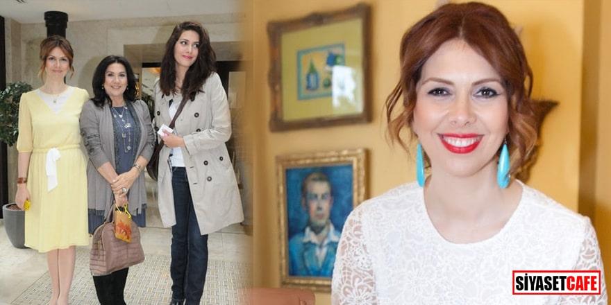 Bergüzar Korel'in kız kardeşi Zeynep Korel evlere temizliğe gidiyor!