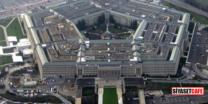 Pentagon'dan Türkiye'ye Suriye yaptırımı