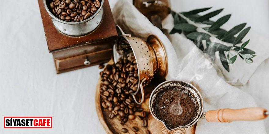 Kahvenin faydaları saymakla bitmiyor