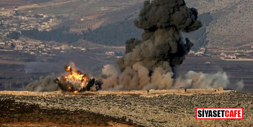 Reuters'ten flaş duyuru; İşte TSK'nın vurduğu hedefler