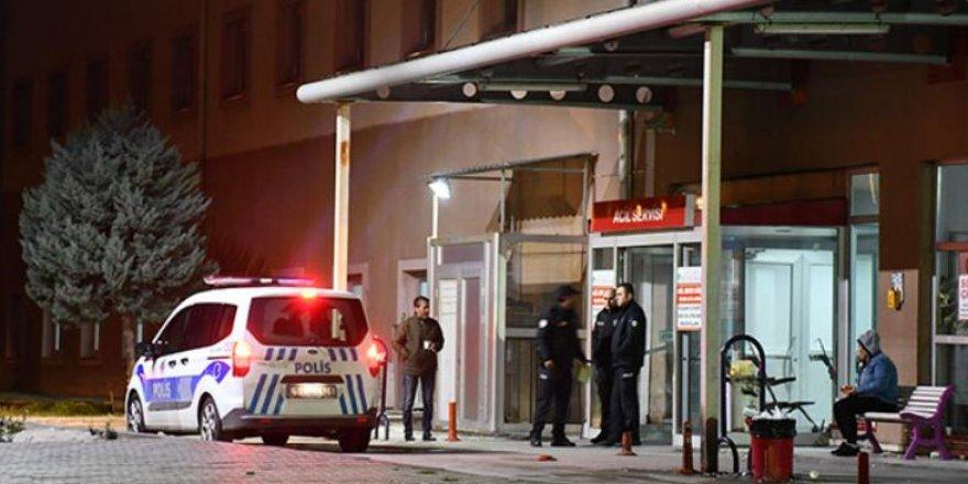 Tekirdağ'da skandal: Karakola giren şahıs polis memurunu bıçakladı