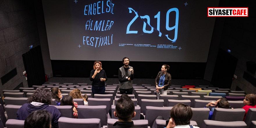 Engelsiz Filmler Festivali İstanbul'da sona erdi