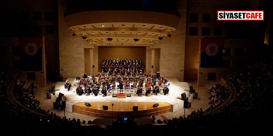 Bilkent Senfoni Orkestrası'nda yeni sezon açılışı