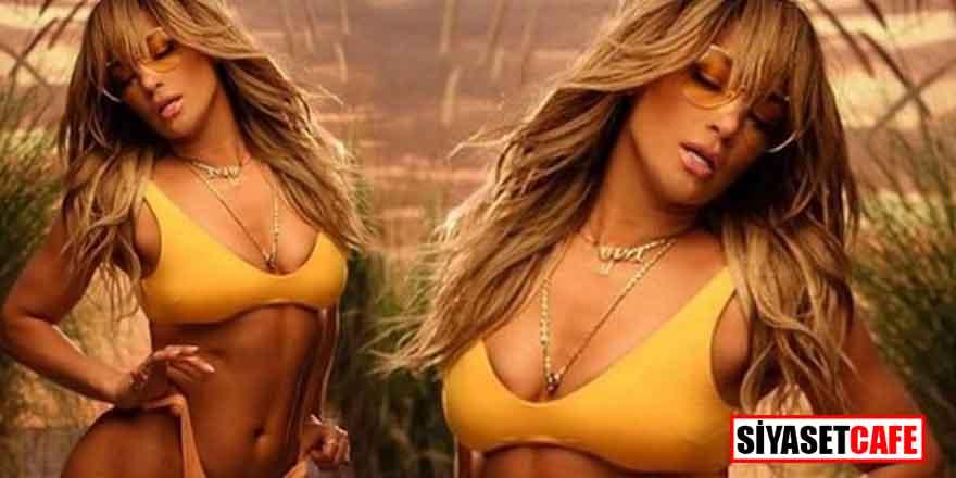 Jennifer Lopez'den o fotoğrafına suç duyurusu