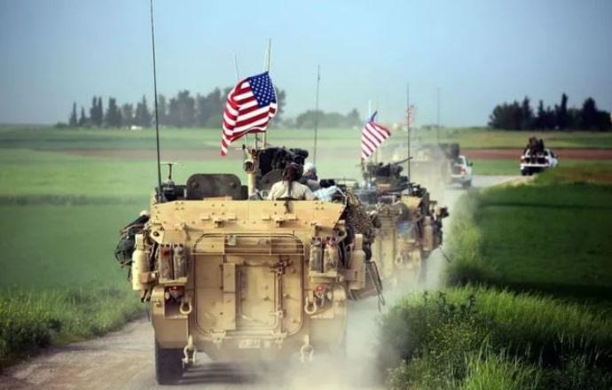 Son Dakika; ABD (Kobani) Ayn El Arab'ı boşaltıyor