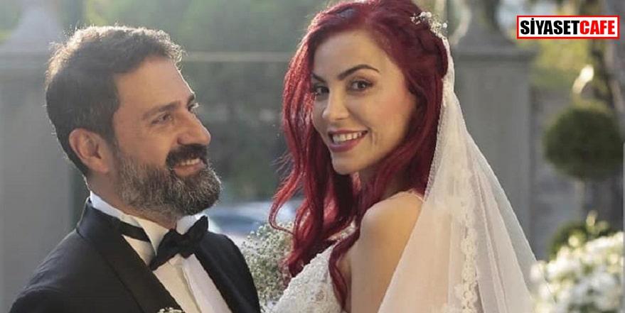 Erhan Çelik yeniden evlendi