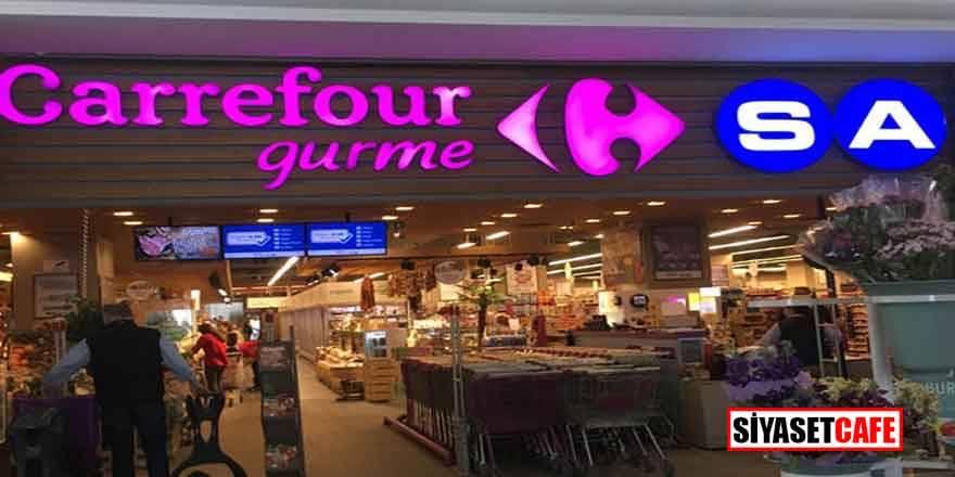Ürünlerinde domuz eti çıkan Gurme ile ilgili Carrefoursa'dan açıklama