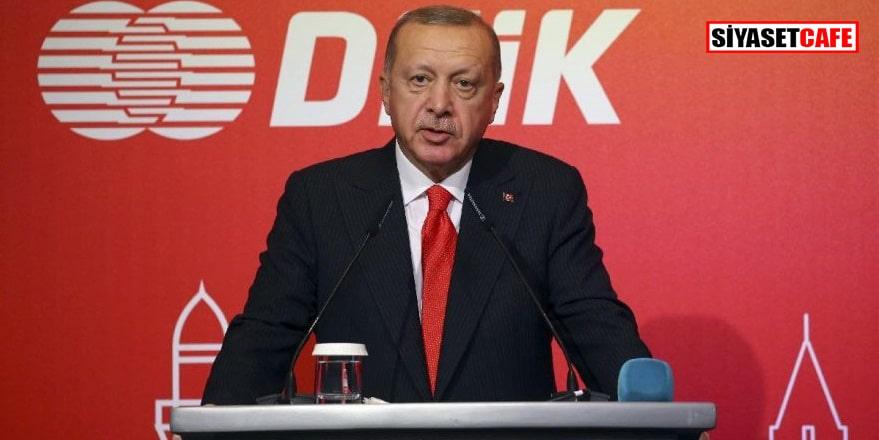 Erdoğan Arap Birliği'ne sordu