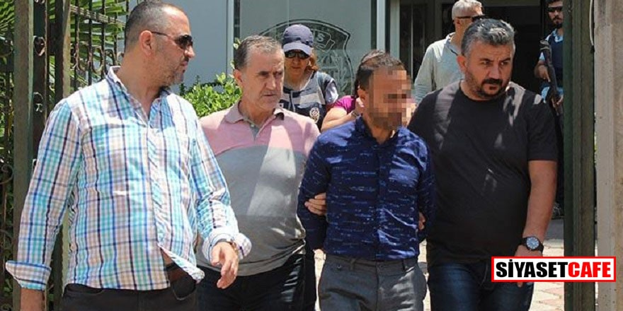 Antalya'da kan donduran cinayet: Başına poşet geçirip...