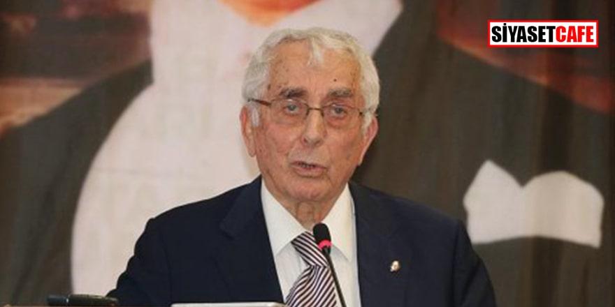 CHP'li Ali Topuz vefat etti