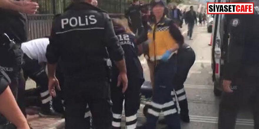 İstanbul Güngören'de kahvehaneyi taradılar, yaralılar var