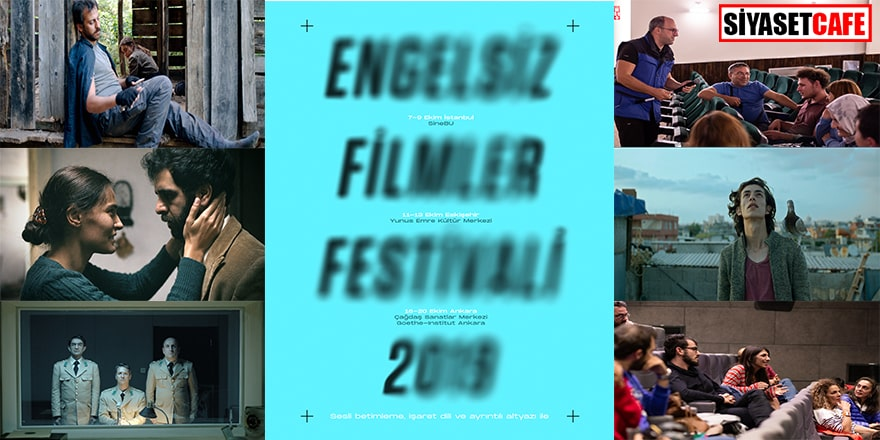 Engelsiz Filmler Festivali başlıyor!