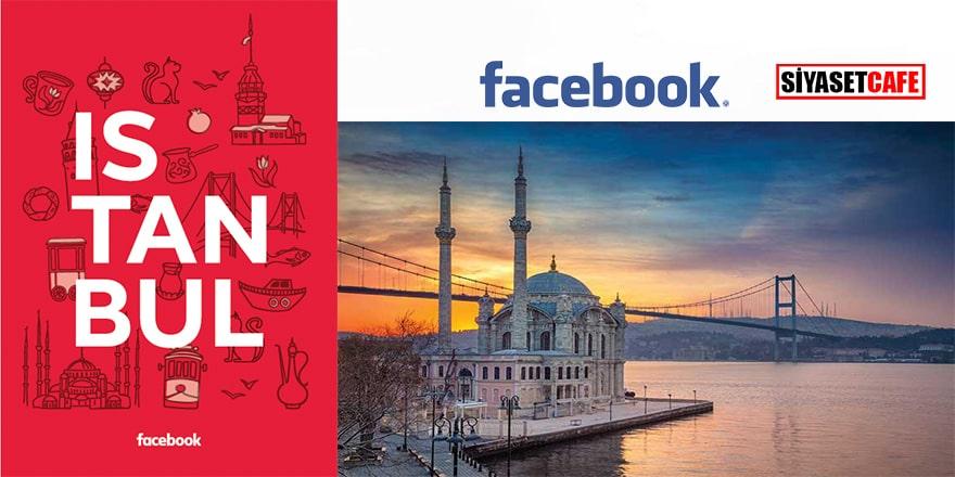 Facebook'tan 'İstanbul' rehberi