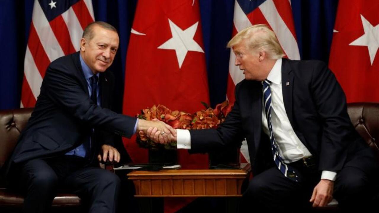 ABD ile Türkiye arasındaki 13 maddelik anlaşma