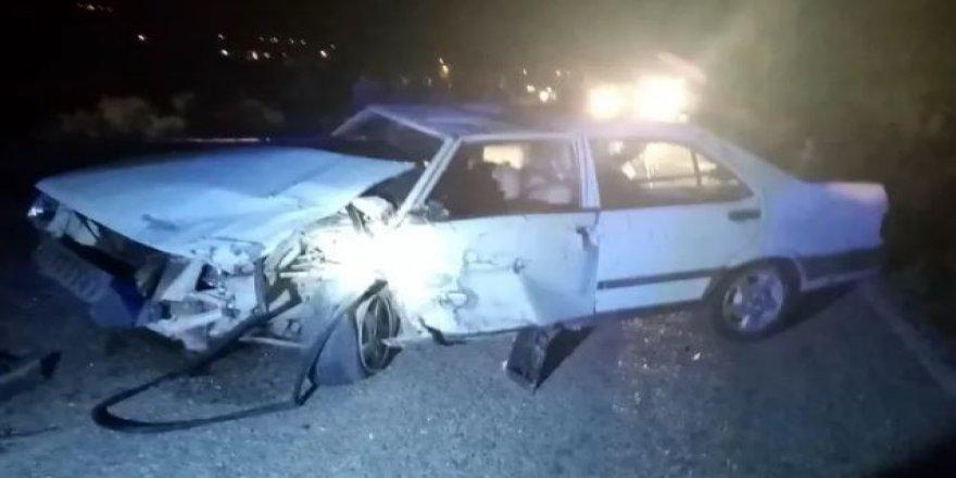 Adana'da kına konvoyu kana bulandı: 2 ölü 5 yaralı