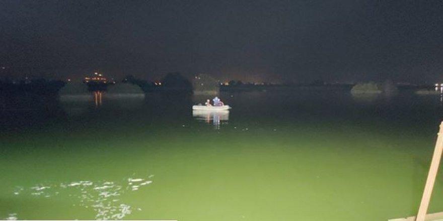 Pamukova'da Sakarya Nehri'nde tekne faciası