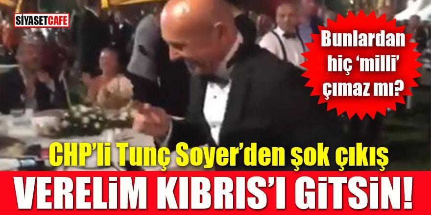"""CHP'li Tunç Soyer Doğu Akdeniz politikasını eleşirdi; """"Kıbrıs'tan çıkalım"""""""