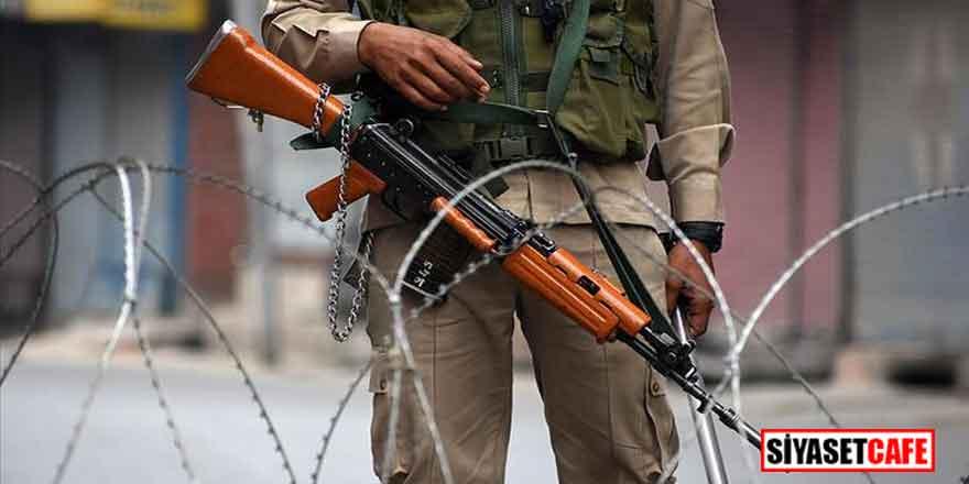 Keşmir'de korkutan gelişme: 9 Hint askeri öldürüldü