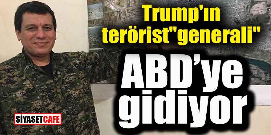 """Trump'ın terörist """"generali"""" ABD'ye gidiyor"""
