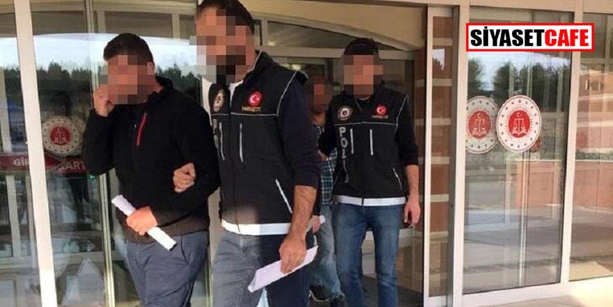 Kastamonu'da büyük operasyon: 5 bin uyuşturucu hapla yakalandı