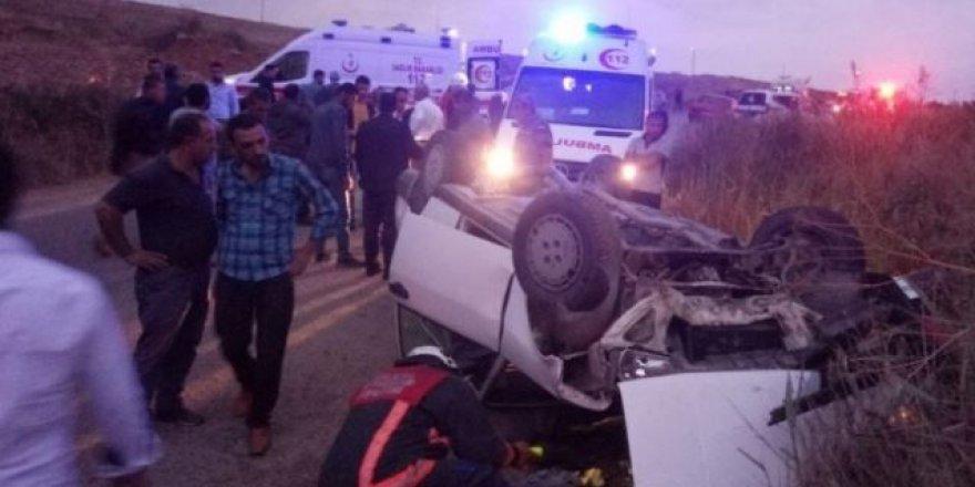 Malatya'da korkunç kaza: Çok sayıda yaralı var