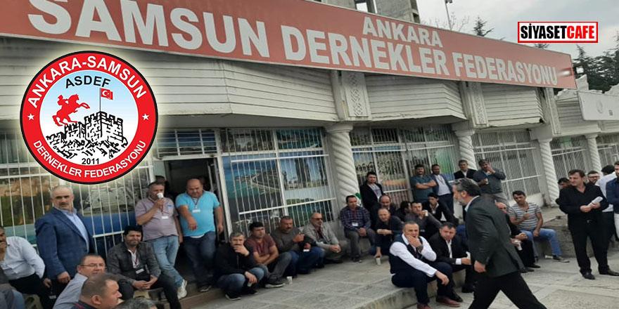 Ankara'daki Samsunlular sandık başında