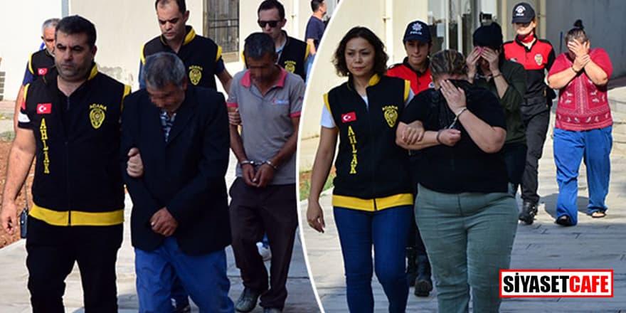 Adana'da fuhuş çetesine operasyon! Şifre 'lüks araba'