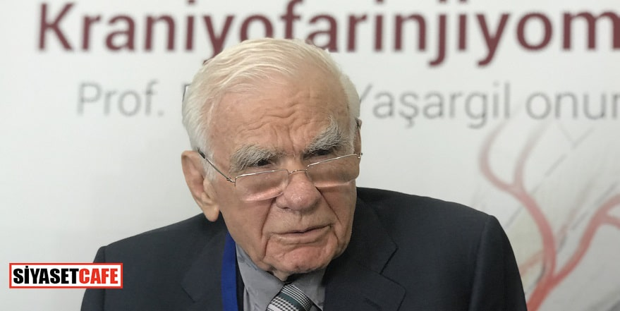 94 yaşındaki ünlü profesörden hafıza sırları
