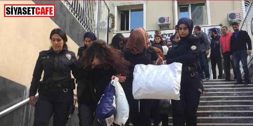İstanbul'da emlak dolandırıcıları yakalandı: 9'u kadın 35 kişi