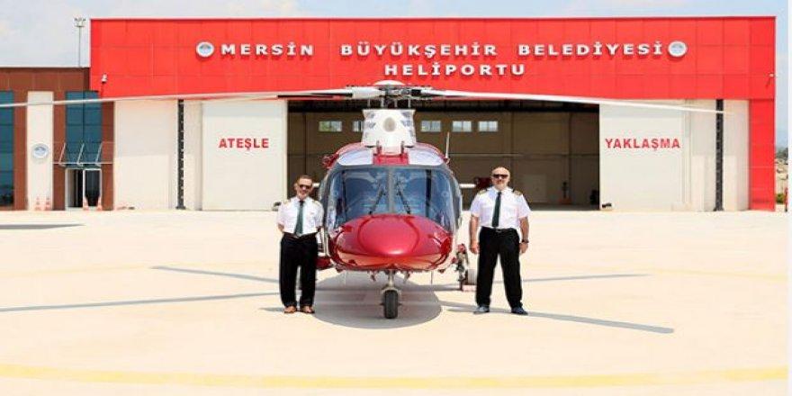 İYİ Partili Başkan'ın aldığı helikopteri CHP'li Başkan satıyor!