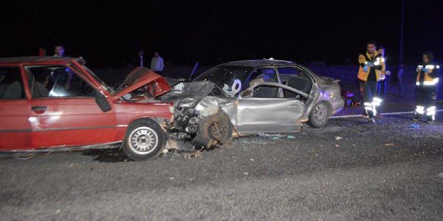 Kütahya'da feci kaza: Ölü ve yaralılar var