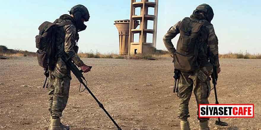 Savunma Bakanlığı duyurdu, terör temizliği sürüyor