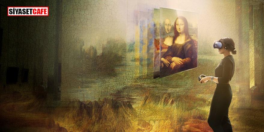 Bambaşka bir Mona Lisa deneyimi