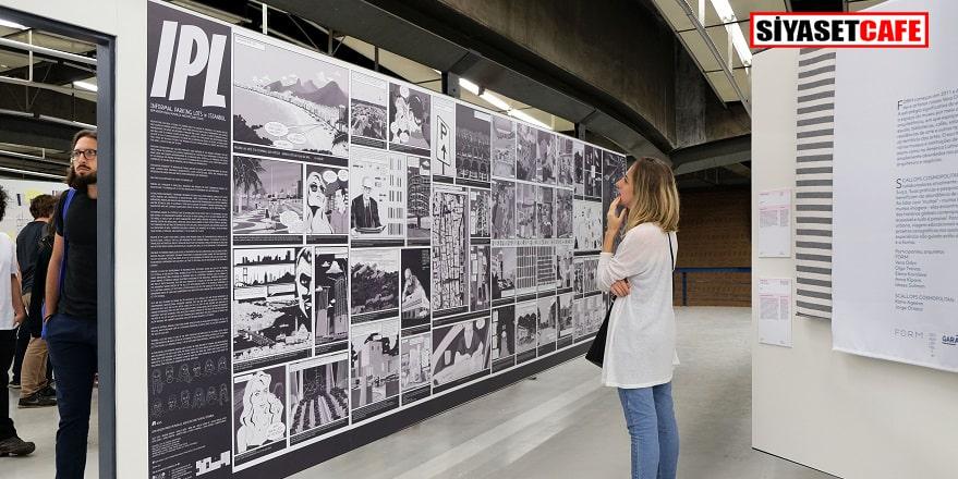 İstanbul'un otopark sorunu  Sao Paulo Mimarlık Bienali'nde